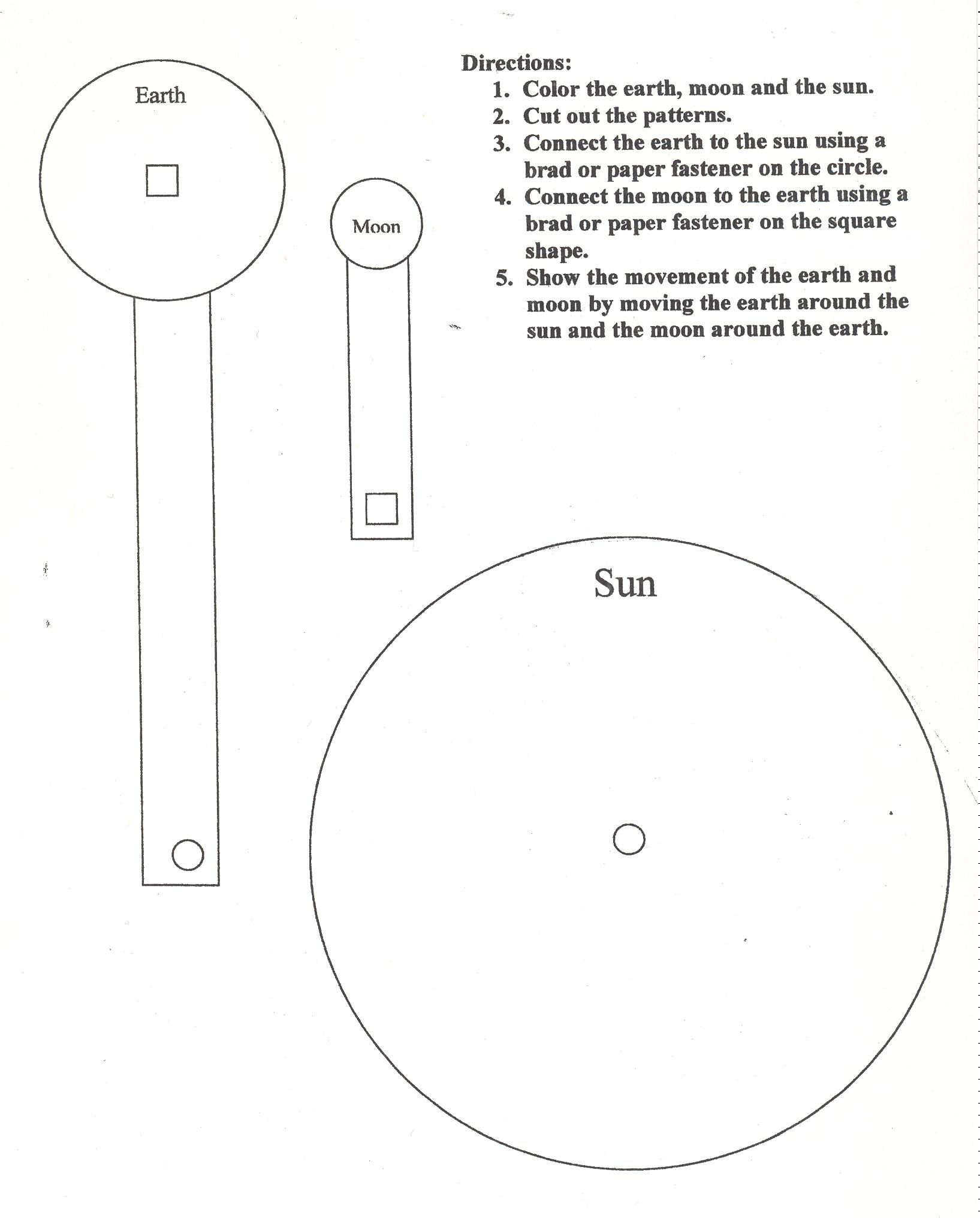Planetary and Solar System STEAM Activities – F.E.S.T